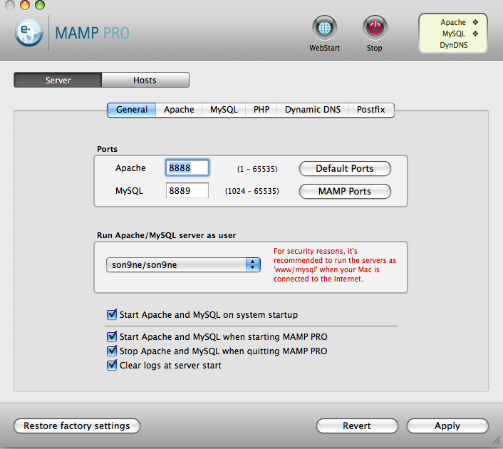 Setting up MAMP Pro with Zend Debugger, Optimizer and Extension
